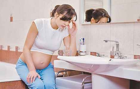 Как лечить запор при беременности