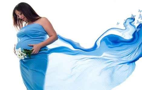 Молозиво во время беременности