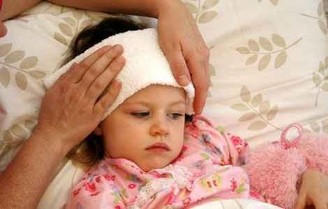 Ушиб головы (головного мозга) у ребенка