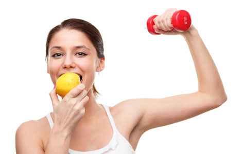 Еда до и после тренировки