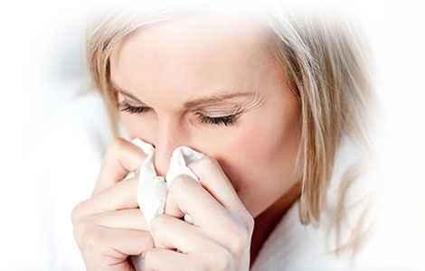 Заложенности носа