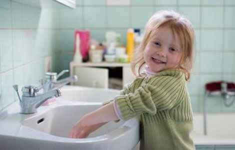 Сальмонеллеза у детей