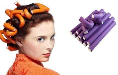 Как правильно накрутить волосы на папильотки на короткие волосы
