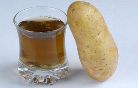 Картофельный отвар применение