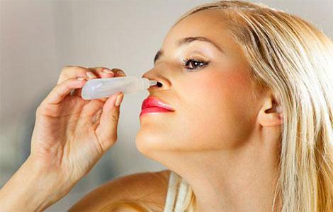 Перекись водорода в нос при насморке
