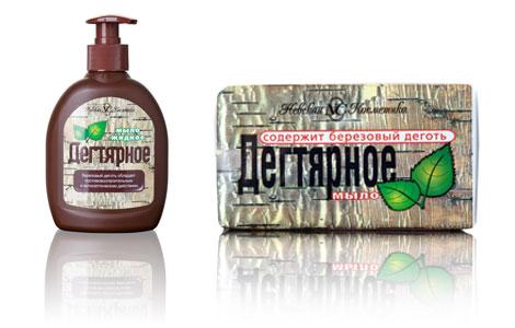 Дегтярное мыло свойства и применение