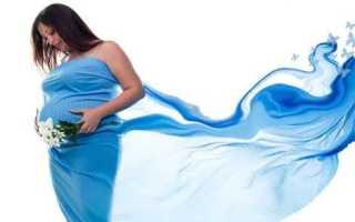 Молозиво при беременности