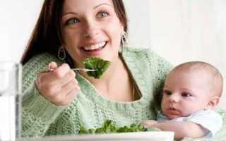 Что можно есть после родов, питание кормящей матери