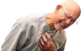 Лечение стенокардии (грудная жаба) в домашних условиях