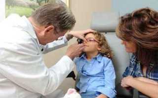 Носовое кровотечение у детей, причины