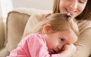 Круп (стеноз гортани и трахеи) у детей, сиптомы
