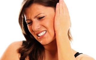 Что делать если в ухо попала вода