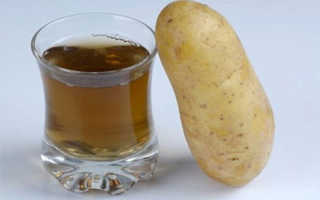 Картофельный отвар польза и вред