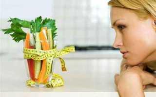 Диета для похудения за неделю, 7-дневная диета меню