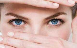 Почему отекают верхние веки глаз?