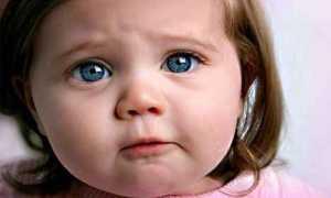 Как убрать испуг у ребенка