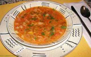 Как приготовить вкусный суп из говядины