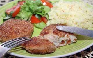 Рецепт рыбные котлеты из судака