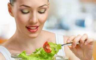 Правильное лечебное питание при панкреатите