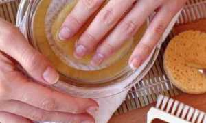 Лечение заболевания ногтей на руках