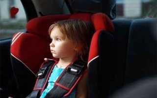 Укачивание (морская, воздушная болезнь) у детей