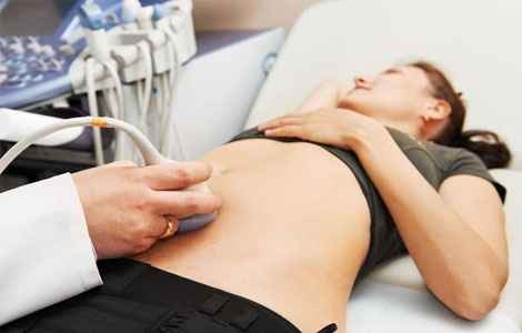 Маловодие во время беременности
