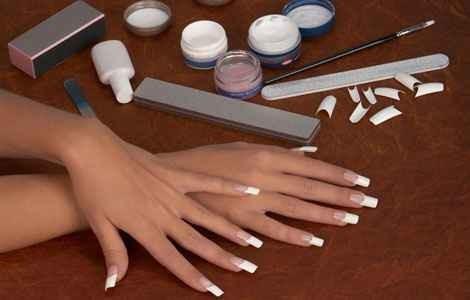 Как самостоятельно снять нарощенные ногти