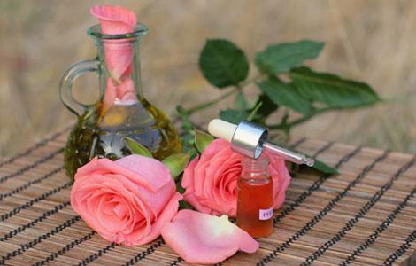 Масло розы полезные и лечебные свойства
