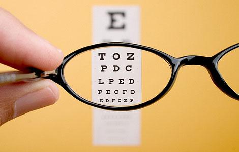 Коррекция зрения в домашних условиях