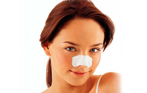 Очищающие полоски для носа