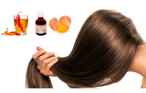 Перцовая настойка для роста волос